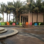 Photo taken at Embarcadero de Legazpi by Mikee V. on 3/5/2013