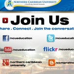 Photo taken at Northern Caribbean University by Northern Caribbean University on 7/29/2013