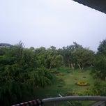 Photo taken at โรงแรมสวนบวกหาด (Beach Garden Hotel Cha-am) by Phet I. on 10/17/2012