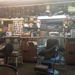 Photo taken at Oakley Barber by James L. on 7/3/2013