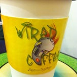 Photo taken at Wired Coffee by Infinity R. on 1/31/2013