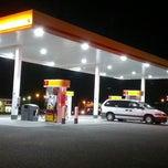 Photo taken at Shell by John B. on 12/14/2013