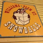 Photo taken at Plum Street Sno-Balls by Andrea H. on 8/8/2013