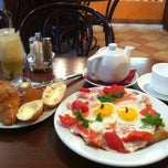 Photo taken at Крепери Де Пари (Creperie De Paris) by Михаил М. on 3/1/2013