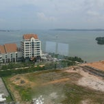 Photo taken at Telkomsel Branch Batam by Yunia H. on 10/31/2013