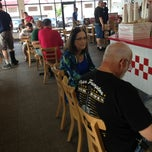 Photo taken at Five Guys by Susan S. on 5/24/2013