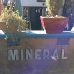 Photo taken at Mineral by Mamie L. on 11/10/2013