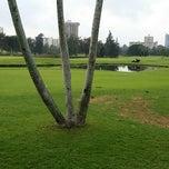 Photo taken at Honolulu Country Club by Moonwe J. on 2/19/2015