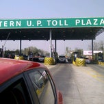 Photo taken at Western U.P. Toll Plaza by Anshuman T. on 3/10/2013