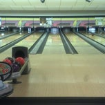 Photo taken at Arlington Lanes by Aaron C. on 10/8/2013