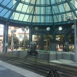 Photo taken at TECO Line Streetcar - Dick Greco Transportation Center by Melissa C. on 10/21/2014