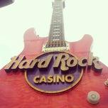 Photo taken at Hard Rock Hotel & Casino Biloxi by Dario P. on 5/11/2013