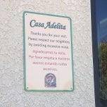 Photo taken at Casa Adelita by Dan S. on 3/16/2014
