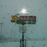 Photo taken at Hardee's / Red Burrito by Brandi U. on 2/21/2013