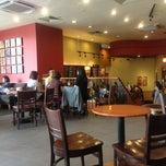 Photo taken at Starbucks by Hidhir B. on 4/10/2013