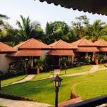 Photo taken at Leoney Resort Anjuna by Jiko H. on 10/23/2013