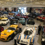 Photo taken at Heritage Motor Centre by Ceyda Y. on 8/26/2013