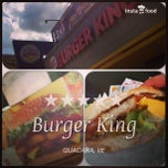 Photo taken at Burger King by Miguel B. on 5/25/2013