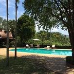 Photo taken at Patchvarin resort by Piya L. on 4/26/2014