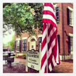 Photo taken at The Public Square - Dahlonega by Martin E. on 7/4/2013