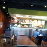 Photo taken at Bruegger's by Ryan M. on 1/25/2013