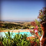 Photo taken at Agriturismo resort Belmonte Vacanze by Lauro L. on 7/1/2014