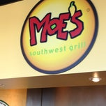 Photo taken at Moe's Southwest Grill by Mike G. on 4/22/2013