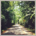 Photo taken at Capital Crescent Trail - Bethesda by Jamie F. on 7/21/2013