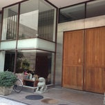 Photo taken at LUXX XL Hotel by Bernard L. on 4/8/2013
