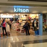 Photo taken at Kitson by Cas H. on 11/4/2012