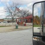 Photo taken at Knute Rockne Travel Plaza by Trucker4Harvick . on 11/7/2013