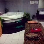 Photo taken at Hermin Salon & Spa by Dewi A. on 12/3/2013