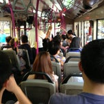 Photo taken at SBS Transit: Bus 36 by Taku 春. on 8/29/2013