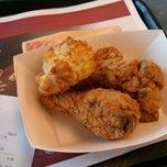 Photo taken at Church's Chicken by Sam W. on 3/28/2014