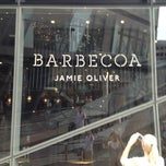 Photo taken at Barbecoa by Alexander P. on 7/16/2013