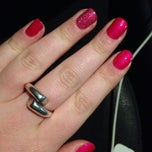 Photo taken at Brookline Natural Nails by Rachel B. on 1/24/2014