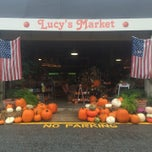 Photo taken at Lucy's Market by Jordan S. on 10/29/2014