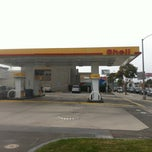 Photo taken at Shell by Francisco G. on 5/11/2013