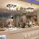 Photo taken at Eastin Grand Hotel Saigon by Marcelo P. on 10/8/2013