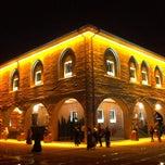 Photo taken at Hacı Bayram-ı Veli Camii by Melih on 7/21/2013