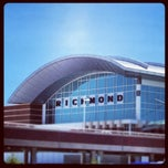 Photo taken at Richmond International Airport (RIC) by Troy B. on 9/27/2012