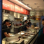 Photo taken at Chipotle Mexican Grill by Ken J. on 5/14/2013