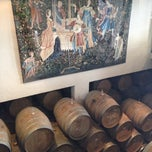 Photo taken at Thelema Wine Farm by Cristiano M. on 9/7/2013