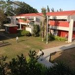 Photo taken at Facultad de Arquitectura Diseño y Urbanismo by Luis C. on 2/26/2013