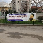 Photo taken at Sapak Camii Serdivan by Cansın Ö. on 3/9/2013