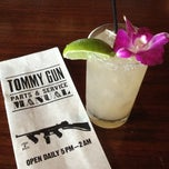 Photo taken at Tommy Gun by Jen J. on 6/8/2013