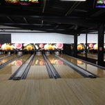 Photo taken at Bowling de Barjouville by Sandrine C. on 12/23/2012