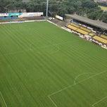 Photo taken at Lommel United by Gino V. on 7/26/2013