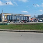 Photo taken at Автовокзал «Вінниця» / Vinnytsia Bus Station by Виталий Т. on 4/12/2013