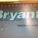 Photo taken at Bryant Supply by Matt H. on 7/10/2013
